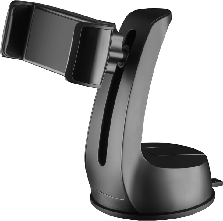 Универсальный Автомобильный Держатель GiNZZU® GH-387B, держатель для смартфонов ginzzu универсальный автомобильный держатель для смартфонов gh 587b