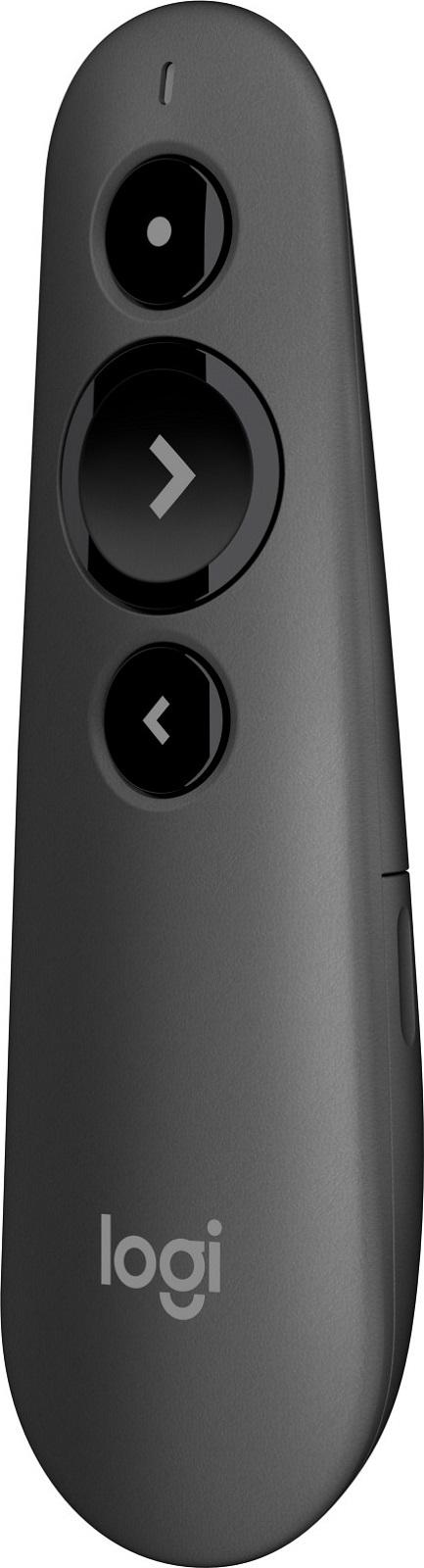цена на Презентер (910-005386) Logitech Wireless Presenter R500 GRAPHITE