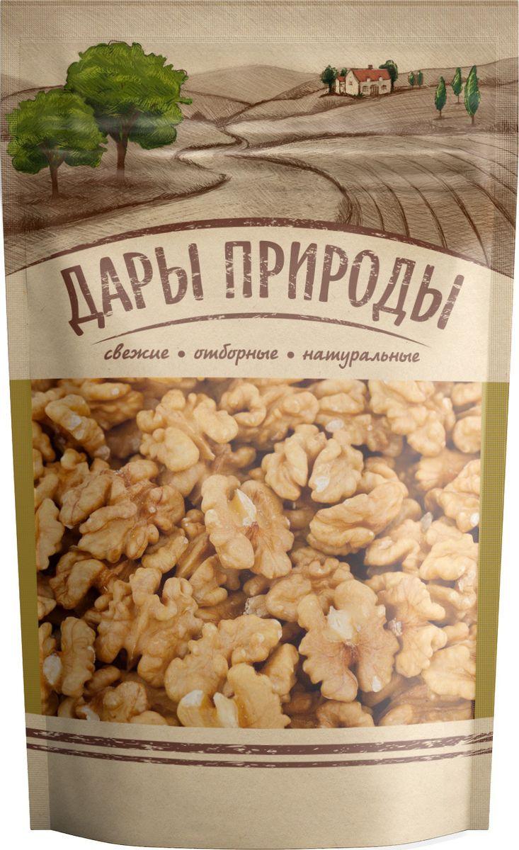 Орехи Дары природы Грецкий орех, 110 г дары природы кайса абрикос сушеный 150 г