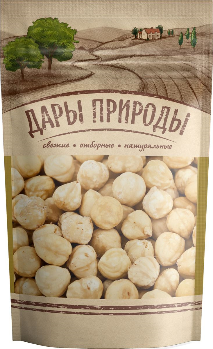 Орехи Дары природы Фундук жареный, 150 г дары природы кайса абрикос сушеный 150 г