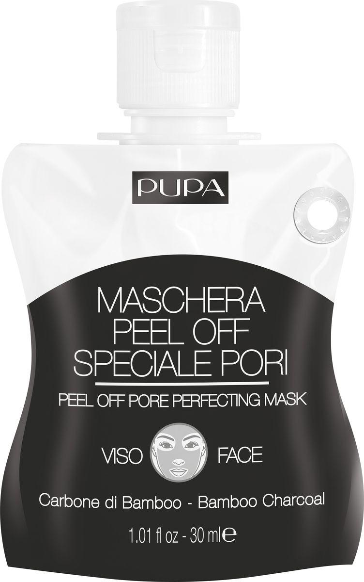 Маска для лица Pupa Peel off Pore Perfecting Mask, в саше, 30 мл маска caolion pore blackhead eliminating t zone strip