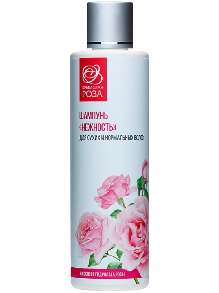 Шампунь для волос Крымская роза Шампунь Нежность, 250 мл шампунь для волос крымская роза шампунь только для мужчин спорт 250 мл