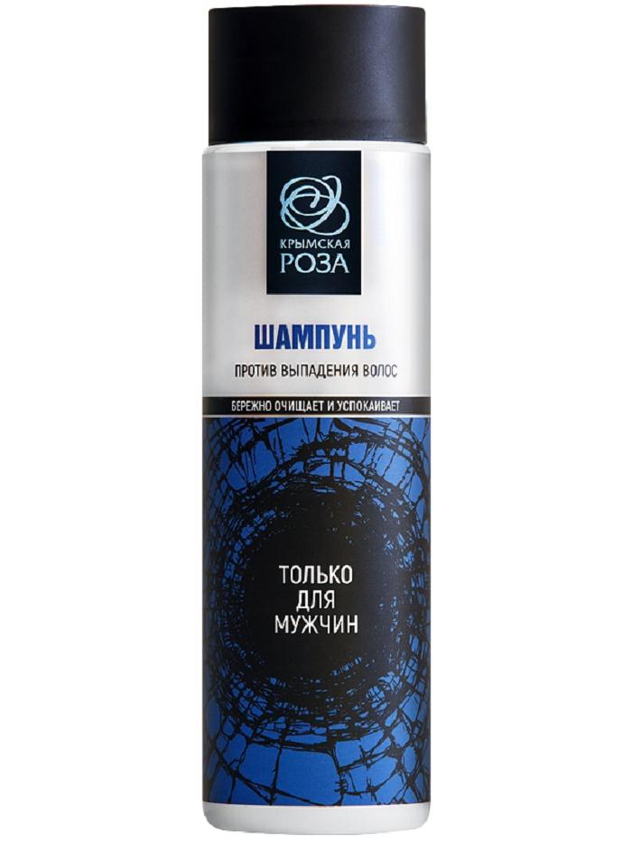 Шампунь для волос Крымская роза Шампунь Только для мужчин укрепляющий, 250 мл шампунь для волос крымская роза шампунь только для мужчин спорт 250 мл