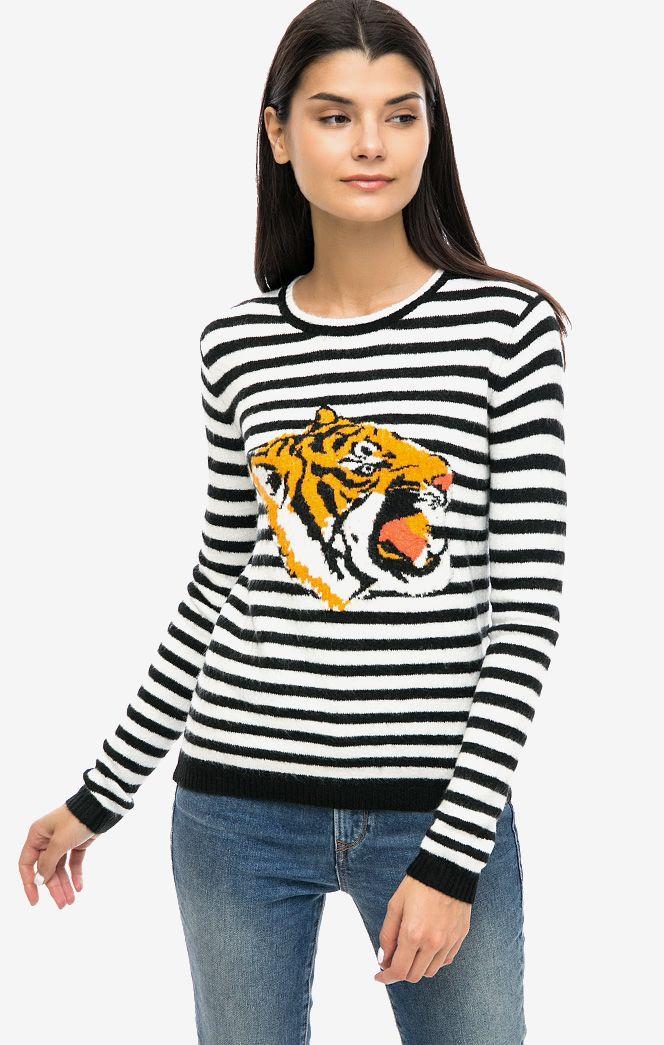 Джемпер Tom Tailor denim футболка для мальчика tom tailor цвет белый 1039542 00 82 1050 размер 104 110