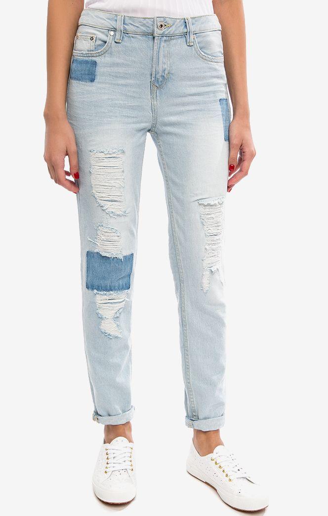 Джинсы Tom Tailor denim джинсы для девочки tom tailor цвет синий 6206155 09 40 1000 размер 164