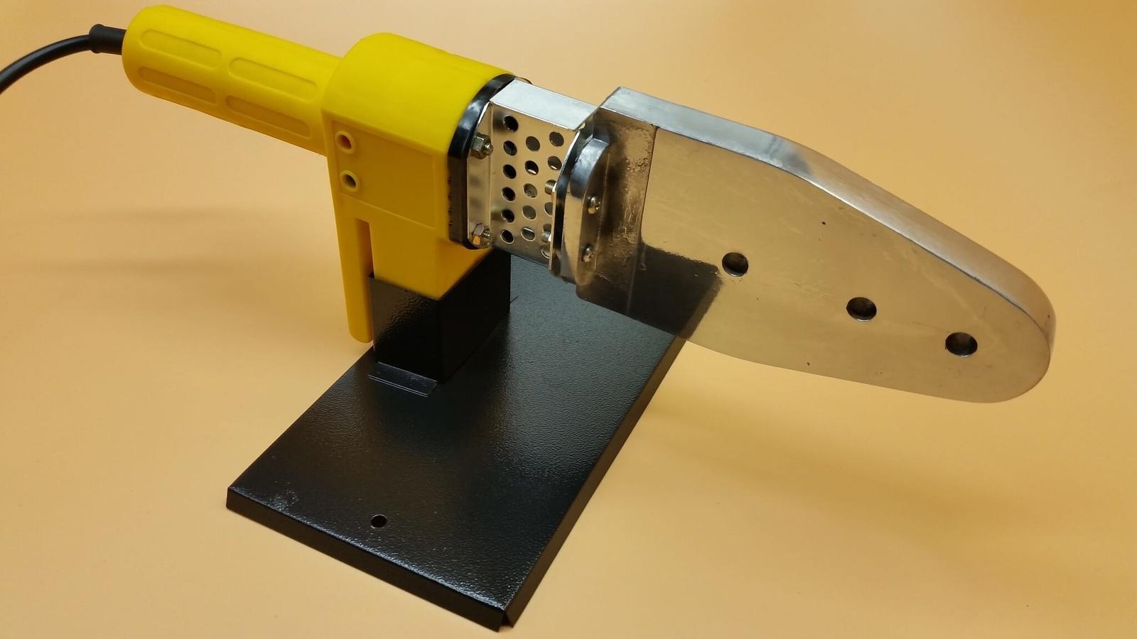 Аппарат для сварки труб Welder SKA-KC32 аппарат для сварки пластиковых труб ставр аспт 900м 900вт рабочая температура 50 300град