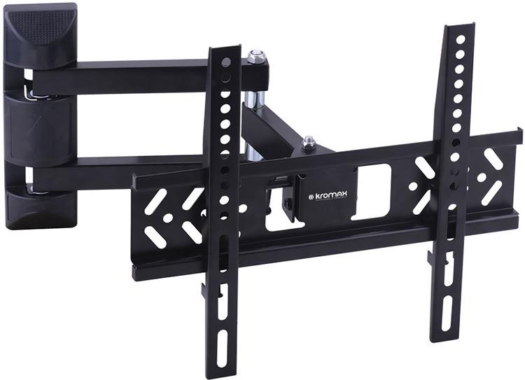 лучшая цена Кронштейн для ТВ Kromax PIXIS-XS black
