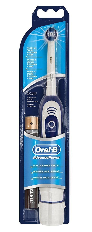 Электрическая зубная щетка Braun Oral-B Pro Expert DB4.010, 04.542, белый, синий