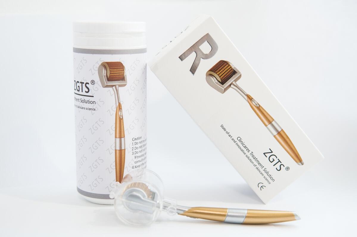Мезороллер ZGTS Мезороллер 650524 крема от целлюлита и растяжек