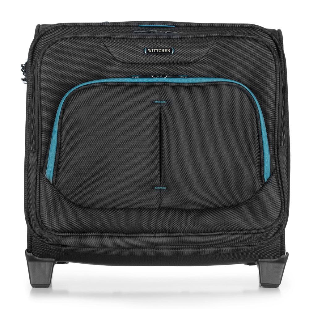 Чемодан Wittchen 56-3S-634, черный чемодан wittchen 56 3s 631 56 3s 631 13 черный