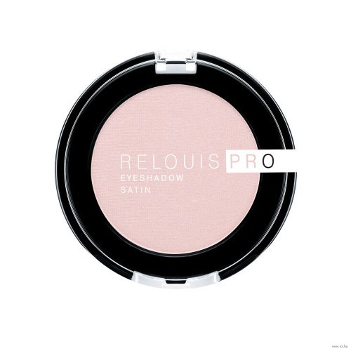 Тени для век RELOUIS PRO EYESHADOW SATIN тон:32, ROSE QUARTZ/Relouis/6/М