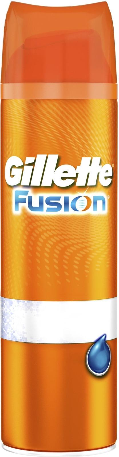 Мужской гель для бритья Gillette Fusion Ультразащита, 200 мл гель для бритья gillette series гипоаллергенный 200 мл