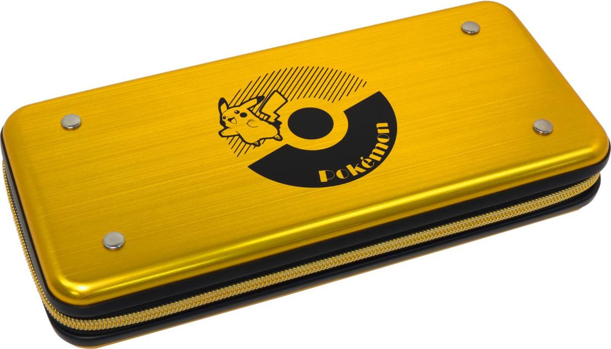 лучшая цена Защитный чехол Hori Pikachu, HR45, для консоли Nintendo Switch NSW-132U