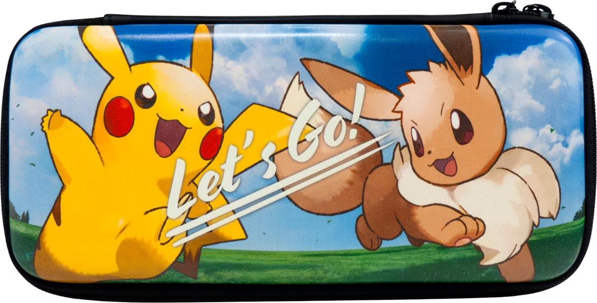Защитный чехол Hori Let's Go!, HR53, для консоли Nintendo Switch NSW-133U мосфильм опубликует фильмы вконтакте nintendo представила новую игровую консоль
