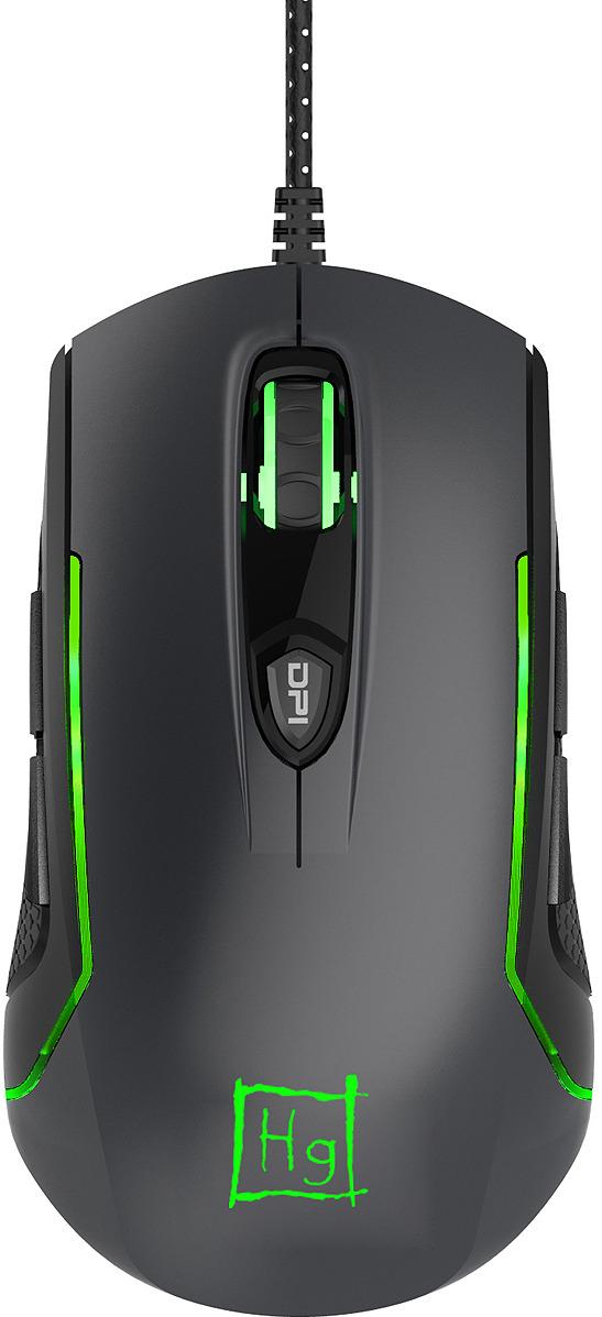Игровая мышь Harper Gaming Kickback, GM-P05, черный