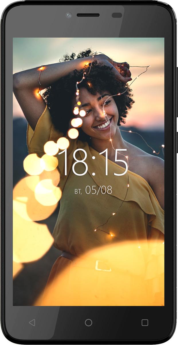 Смартфон BQ 5000G Velvet Easy 0.5/8GB black m klein andante de salon