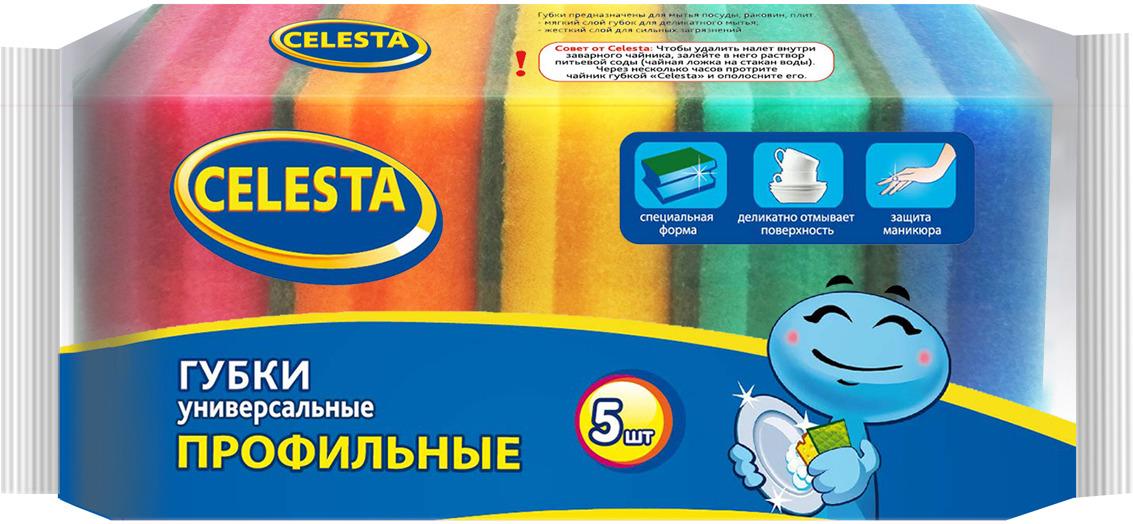 Губки для мытья посуды Celesta
