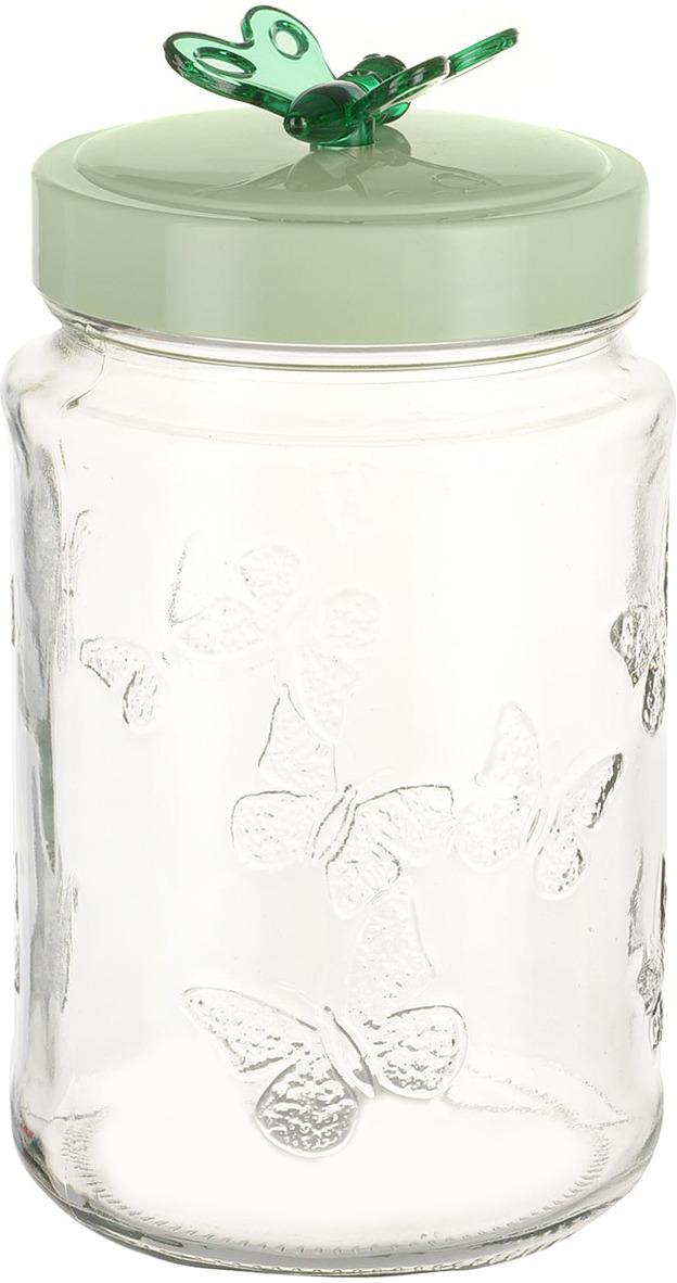 Емкость для продуктов Herevin, 142201-000, зеленый, 1.5 л