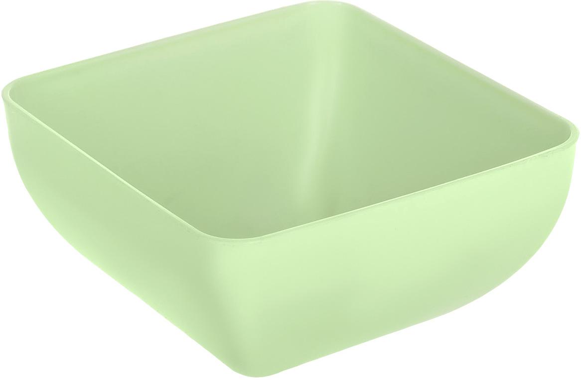 Салатник Gotoff, цвет: светло-зеленый, 0,5 л WTC-643