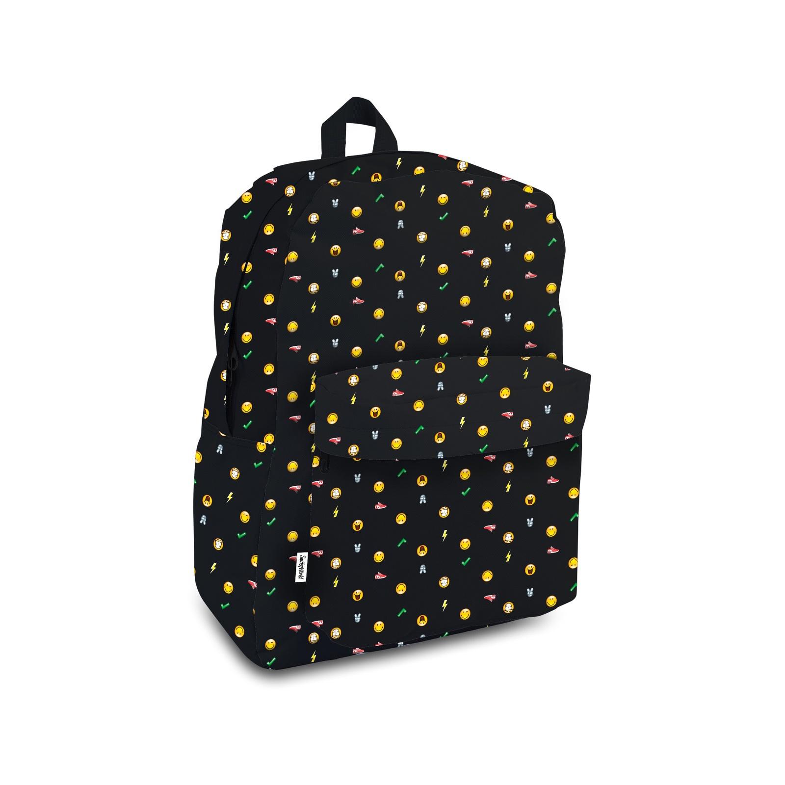 Рюкзак школьный Lannoo 445667/1, черный