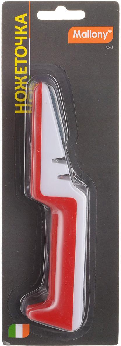 Ножеточка Mallony KS-1, 001789, 19 см smile ks 805 ножеточка