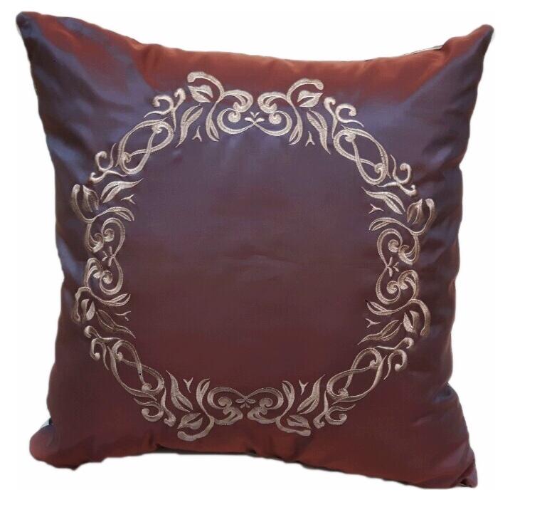 Подушка декоративная FLAUM HOME DECOR VIOLET, фиолетовый недорго, оригинальная цена