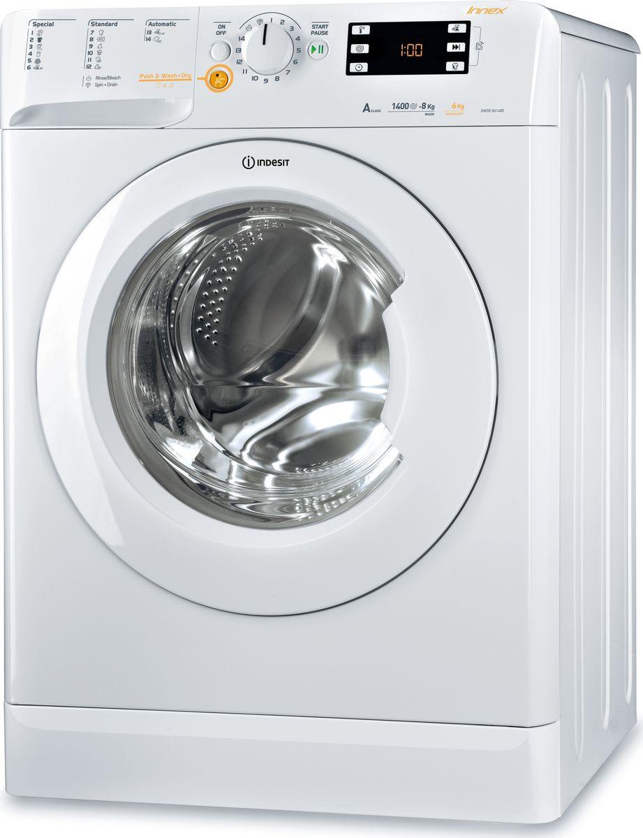 Стиральная машина Indesit XWDE 861480X W EU, 101628, белый