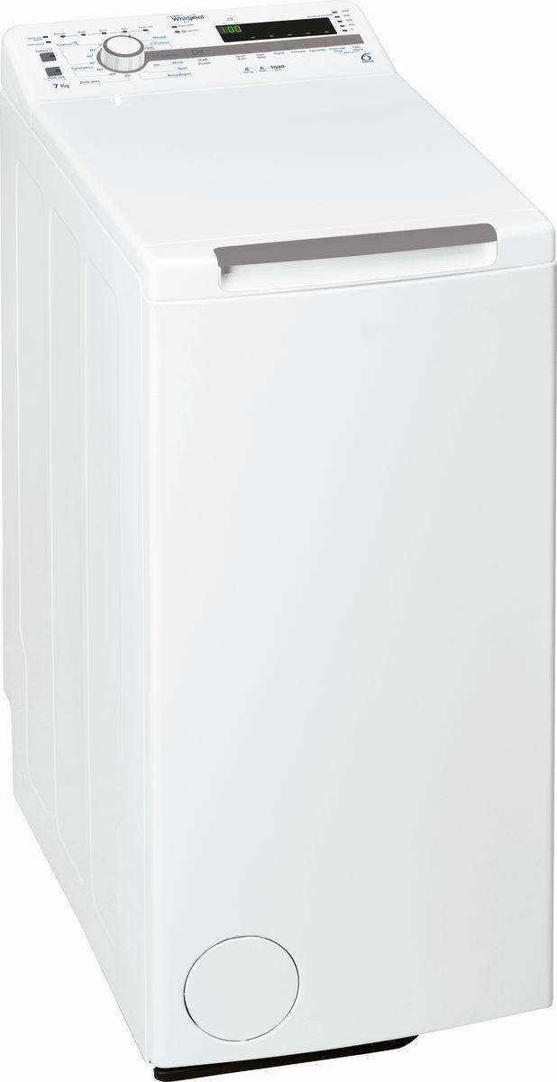 Стиральная машина Whirlpool TDLR 70110, 101297, белый Whirlpool