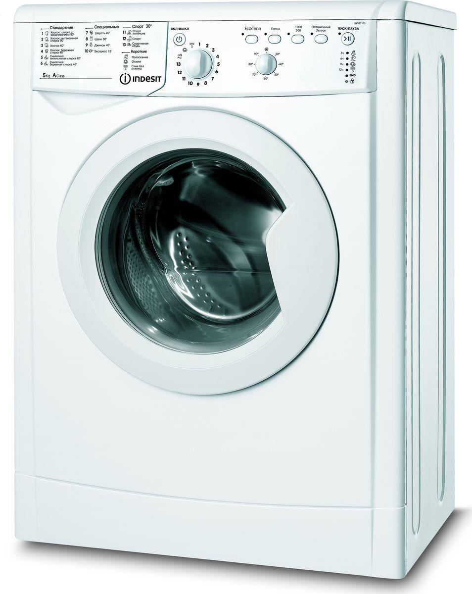 Стиральная машина Indesit IWSB5105CIS
