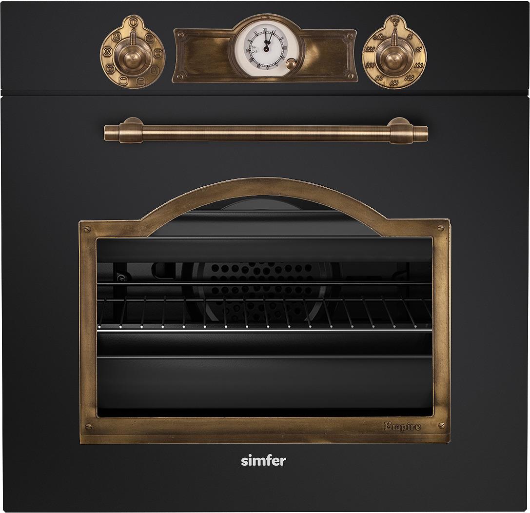 Электрический духовой шкаф Simfer B6EE78017 электрический духовой шкаф simfer b6eo77017