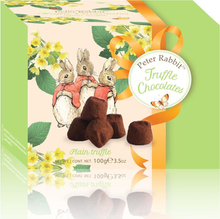 где купить Конфеты Peter Rabbit французские трюфели, классические, 100 г дешево