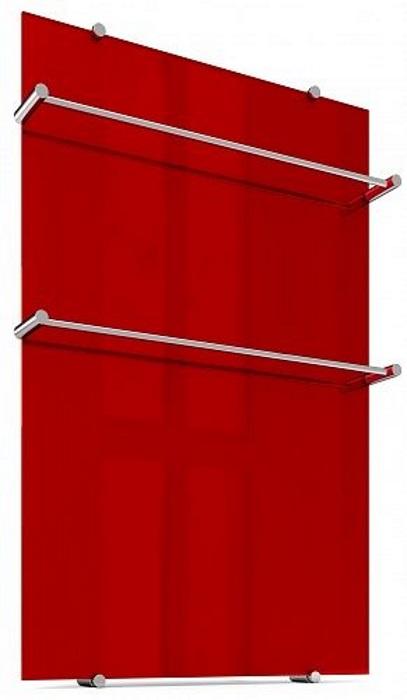 Теплолюкс Flora 90x60 Красный - полотенцесушитель электрический цена