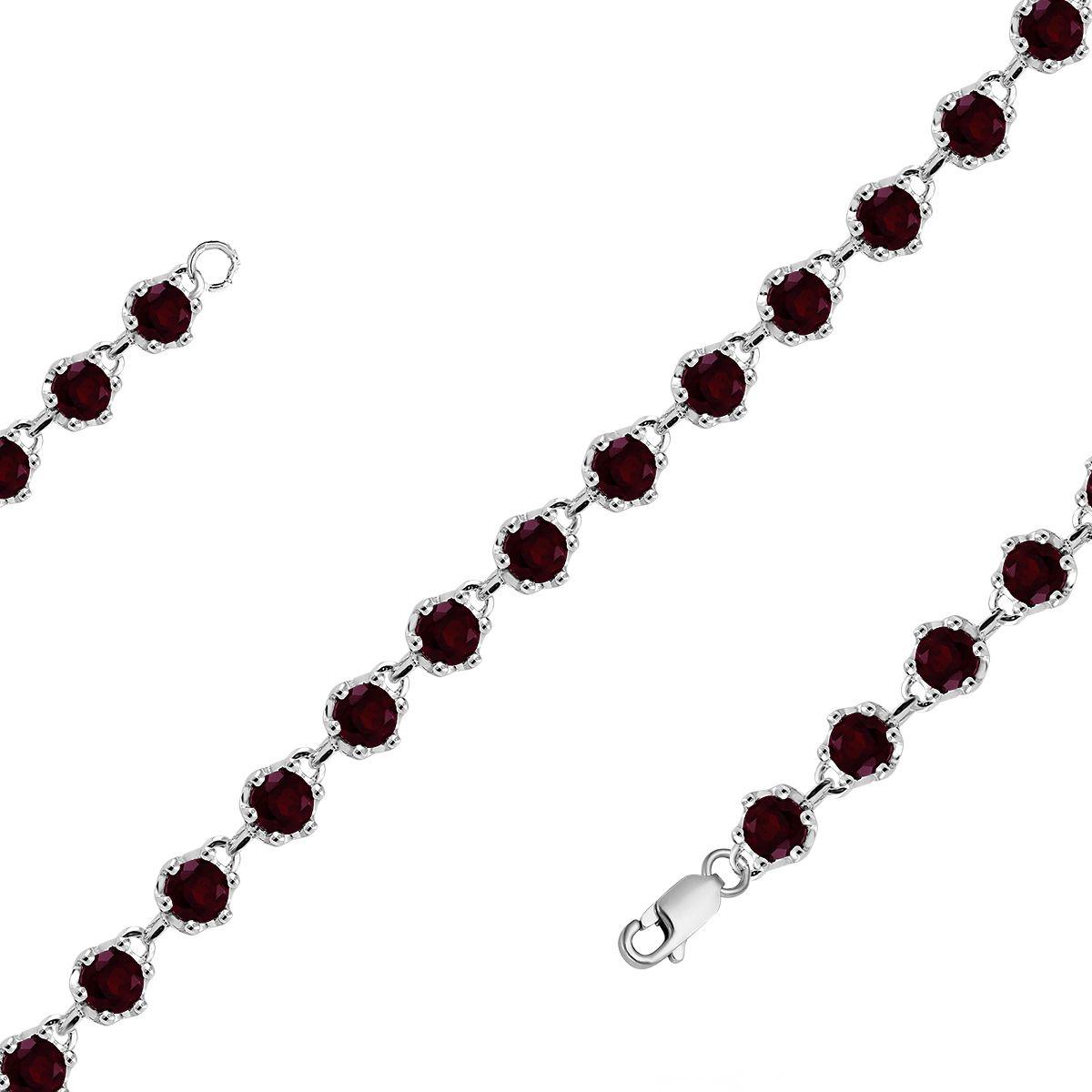 Браслет Серебро России из серебра (7206)