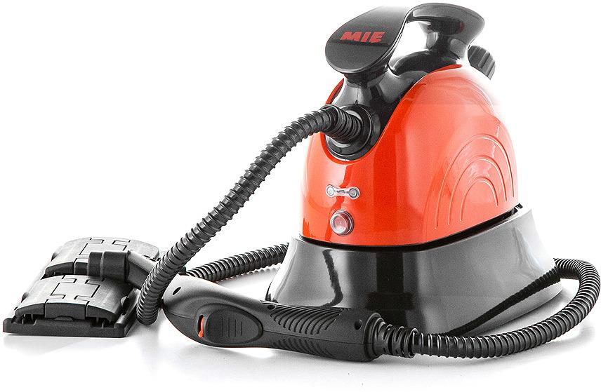 все цены на Пароочиститель MIE Juno, 0380781, черный, оранжевый онлайн