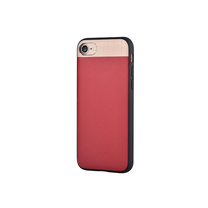 Чехол для телефона Comma Vivid Leather case для Apple iPhone 7/8, красный цена