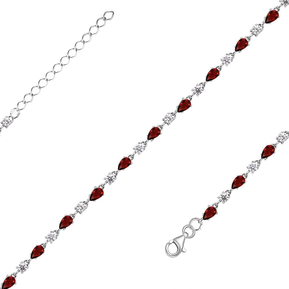 Браслет Серебро России из серебра (8917)
