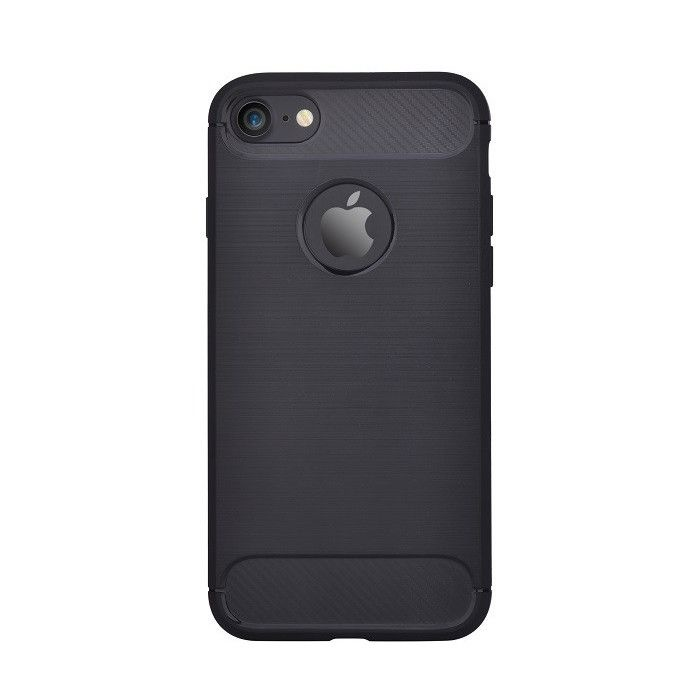 Чехол для телефона Devia Buddy TPU case для Apple iPhone 7/8, черный аксессуар чехол ubik tpu 0 5mm для apple iphone 7 transparent 003169