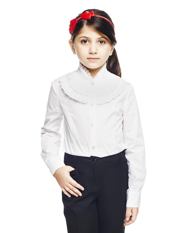 Блузка Cleverly bonpoint блузка белая gazelle
