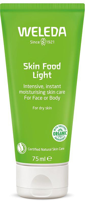 Крем для лица и тела Weleda Skin Food, питательный, 75 мл lipikar крем для лица
