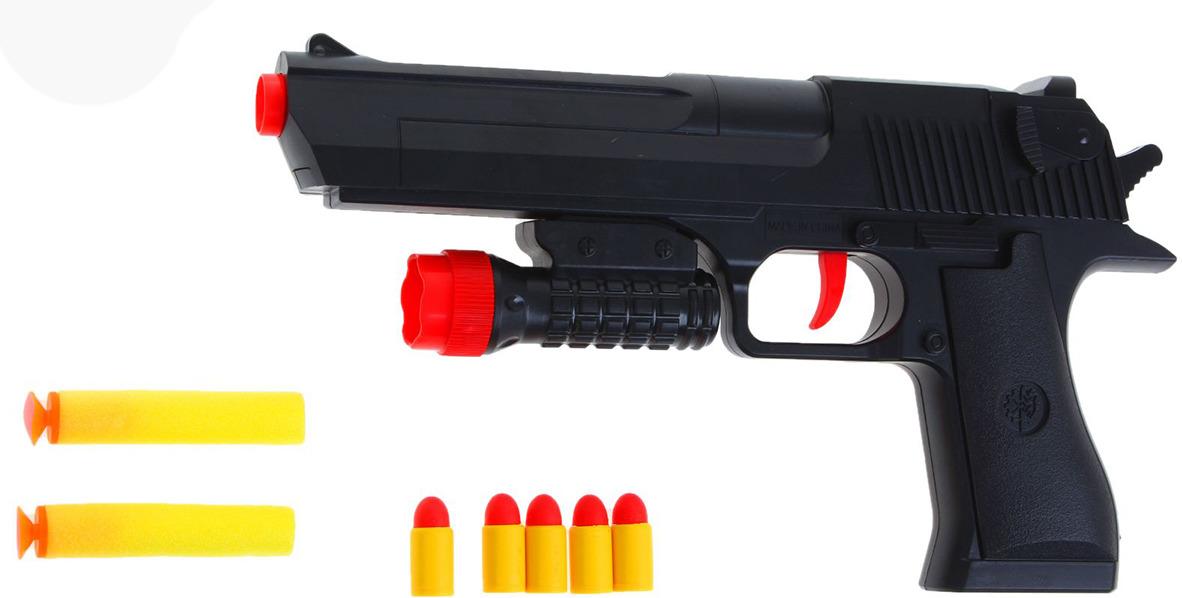 Игрушечное оружие Пистолет Крутой стрелок, 1164938
