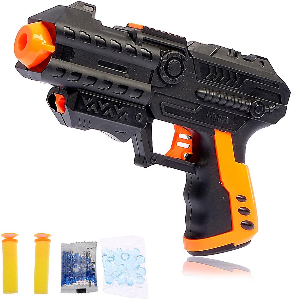 Игрушечное оружие Пистолет Бегущий воин, 2621513 игрушечное оружие пистолет макс 1565554