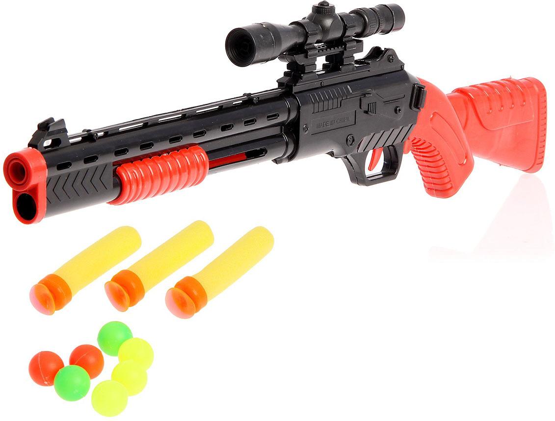 Игрушечное оружие Ружье Шериф, 2624306 игрушечное оружие zuru x shot ружье с мишенями атака пауков