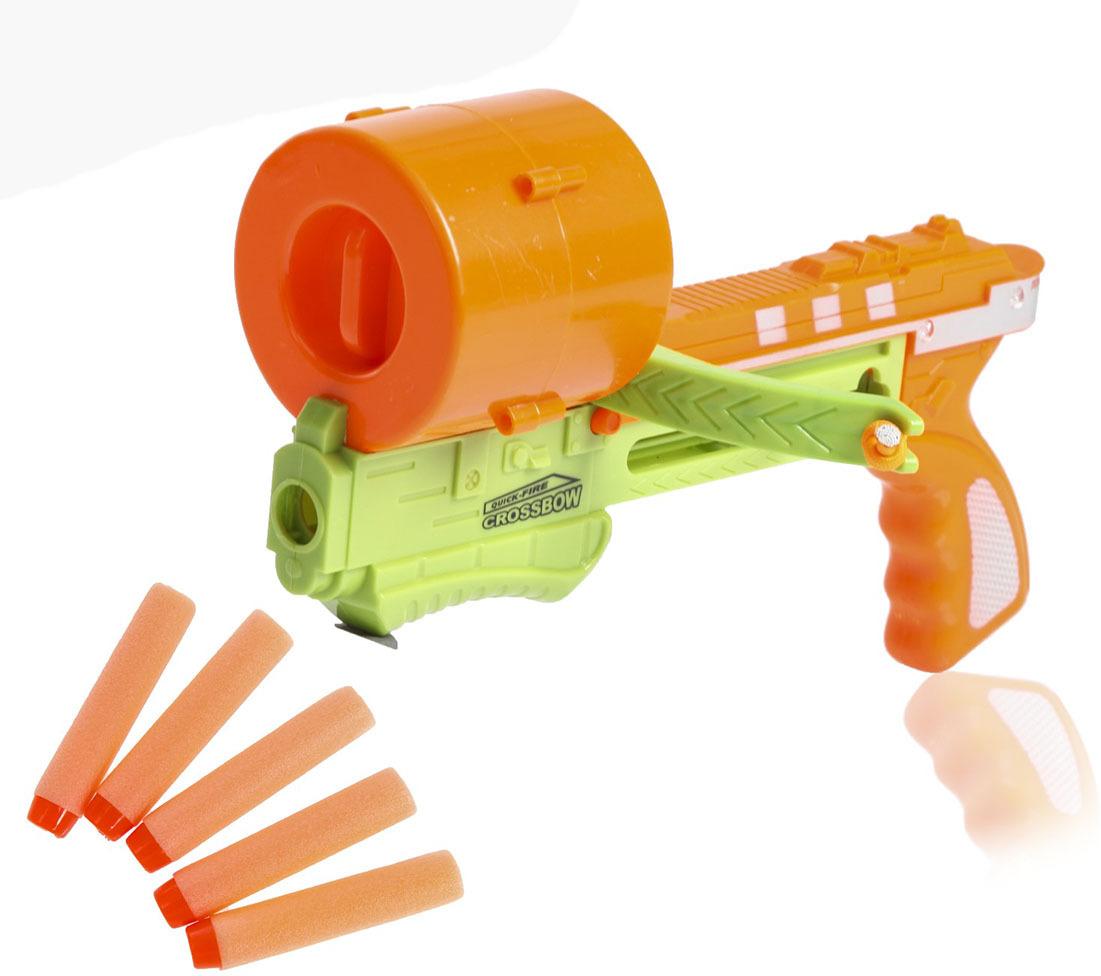 Игрушечное оружие Ружье-арбалет Кросс, 2882961 игрушечное оружие zuru x shot ружье с мишенями атака пауков