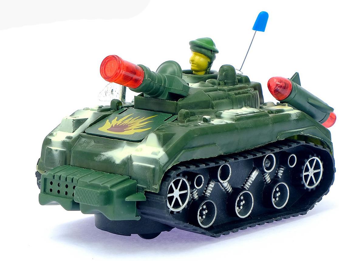 Машинка Танк Атака, 455919 машинка vsp танк 628437