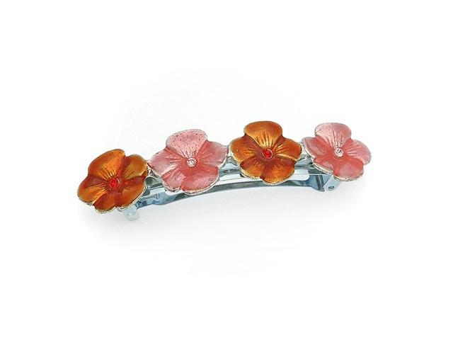 Заколка женская Magie Accessoires, 480041, розовый