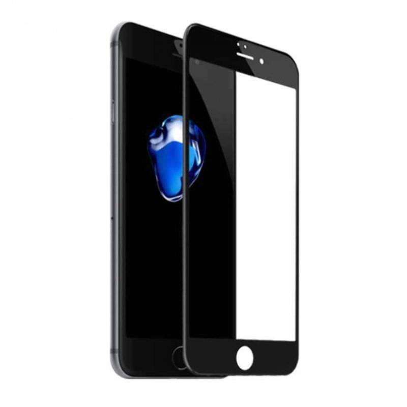 Защитное стекло 5D Glfss shield iPhone 6/6s, IP6dl, черный