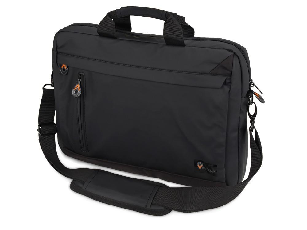 лучшая цена Сумка для ноутбука с диагональю 13,3 дюйма «Блек», черная