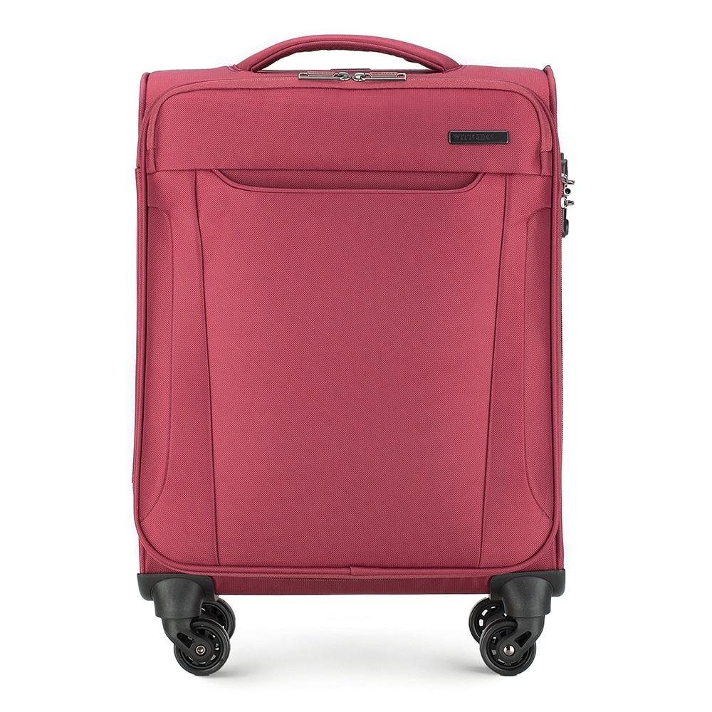 Чемодан Wittchen 56-3S-561, бордовый чемодан wittchen 56 3s 631 56 3s 631 13 черный