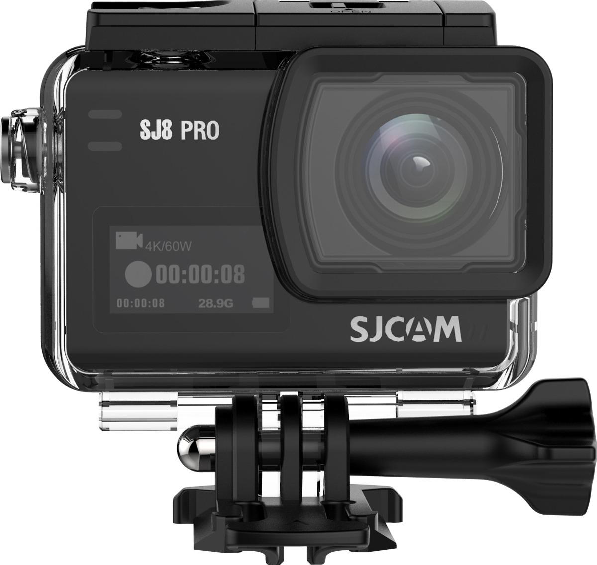 Экшн-камера SJCAM SJ8 Pro, SJ8 Pro (black), черный original sjcam sj8 pro 4k 60fps wifi action camera
