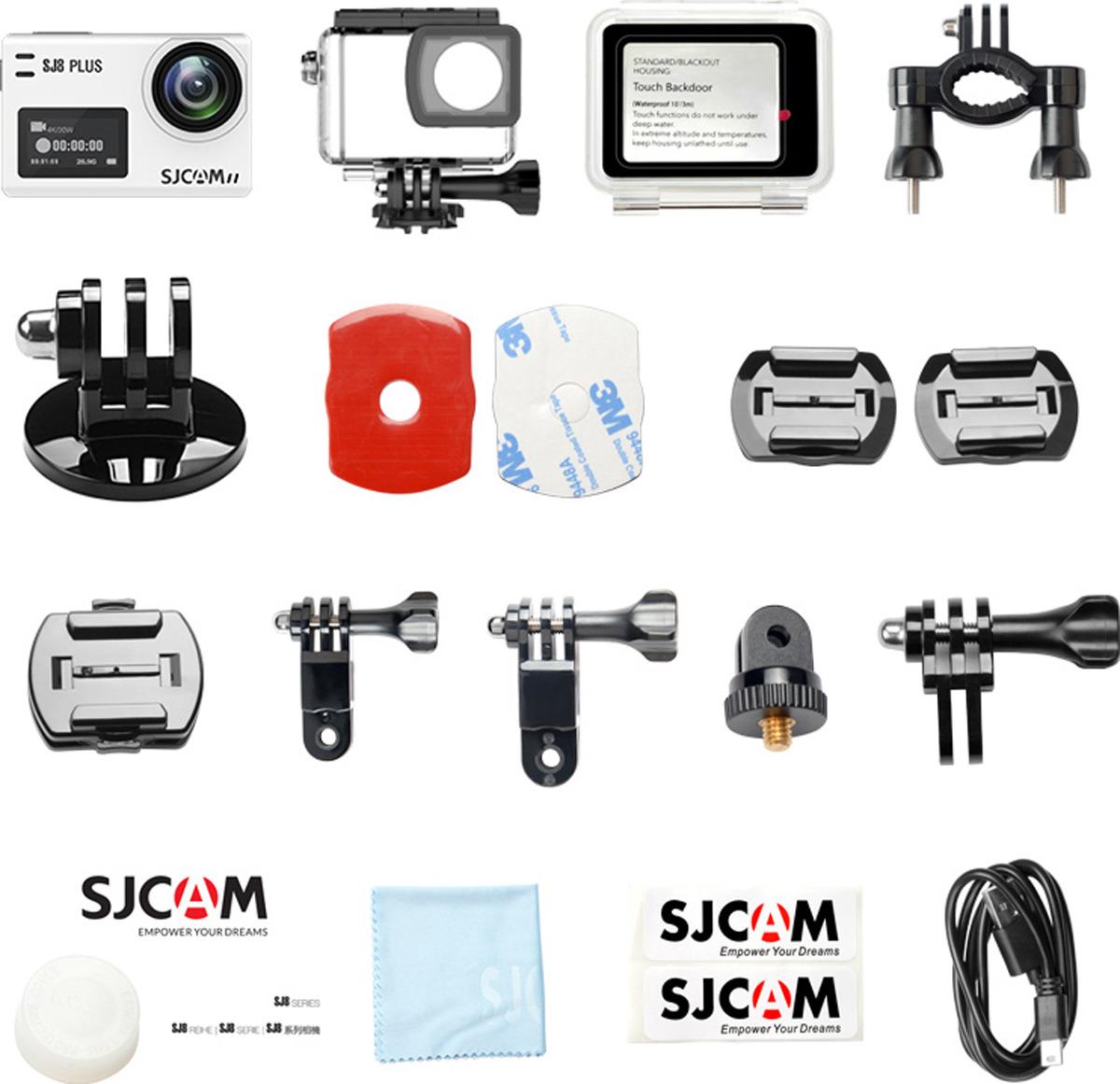 Экшн-камера SJCAM SJ8 Plus, SJ8 Plus (rose), розовый SJCAM